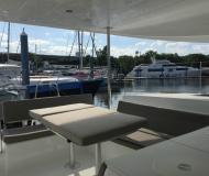 Katamaran Lagoon 450 chartern in Marina Buchtshore Landing