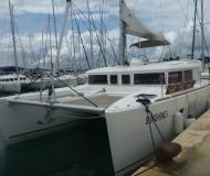 Kat Lagoon 450 chartern in Seget