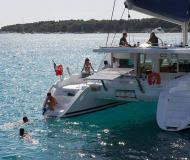 Kat Lagoon 500 Yachtcharter in Region di Calabria