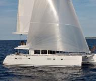 Catamaran Lagoon 560 for hire in Milazzo