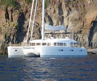 Catamaran Lagoon 620 for rent in Porto Rotondo
