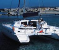 Cat Lavezzi 40 for rent in Alicante