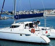 Katamaran Lavezzi 40 Yachtcharter in Port des Minimes
