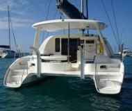 Catamaran Leopard 38 for hire in Phuket City