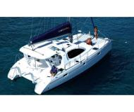 Cat Leopard 40 available for charter in Marina Cienfuegos