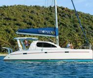 Catamaran Leopard 40 for hire in Goecek