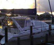 Catamaran Leopard 42 available for charter in Rock Sound City