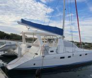 Catamaran Leopard 43 for rent in Ribishi