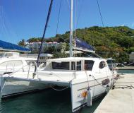 Catamaran Leopard 44 for rent in Road Town