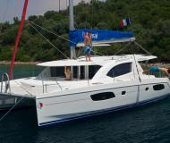 Catamaran Leopard 44 for rent in Procida Marina