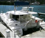 Cat Leopard 46 available for charter in Road Town