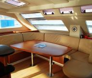 Cat Leopard 46 available for charter in Manuel Reef Marina