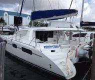Cat Leopard 46 for charter in Grand Anse