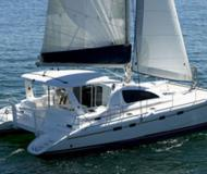 Catamaran Leopard 47 for rent in Belize City