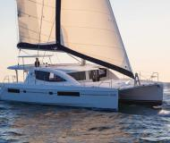 Catamaran Leopard 48 for rent in Marina Tankerkomerc