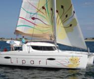 Kat Lipari 41 in Marine Betina - Yachtcharter Kroatien