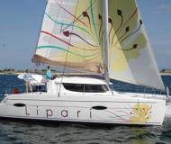 Kat Lipari 41 in Mahon chartern