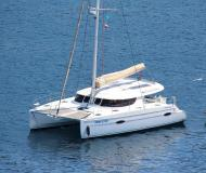 Katamaran Lipari 41 chartern in Tivat