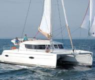 Catamaran Lipari 41 available for charter in Marina Zadar