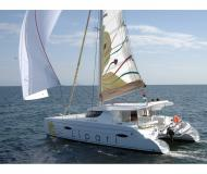 Kat Lipari 41 chartern in ACI Marina Trogir
