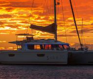 Cat Saba 50 for rent in Cannigione Marina