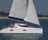 Katamaran Mahe 36 Evolution Yachtcharter in Pointe a Pitre