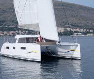 Kat Nautitech 40 chartern in ACI Marina Trogir