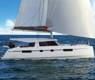 Catamaran Nautitech 46 Open for hire in Pula