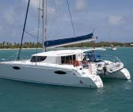 Catamaran Orana 44 for rent in Charlotte Amalie