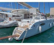 Katamaran Orana 44 chartern in ACI Marina Split