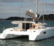 Cat Orana 44 available for charter in Marmaris