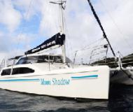 Catamaran Seawind 1000 available for charter in Abel Point Marina