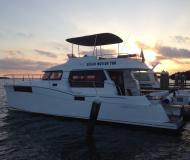 Cat Summerland 40 for hire in Oceanside Marina