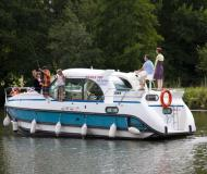 Hausboot Confort 900 DP chartern in Saverne