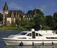 Hausboot EUROPA 600 in Marina Fleeensee chartern