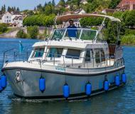 Houseboat Grand sturdy 34.9 available for charter in Lutzelbourg