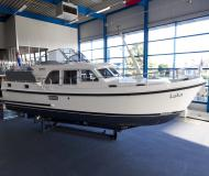 Hausboot Grand Sturdy 350 AC chartern in Rechlin