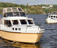 Houseboat Hollandia 1000 C available for charter in Berlin City