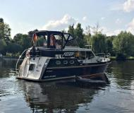 Houseboat Hollandia 38 Classic for rent in Berlin City