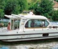 Hausboot NICOLS 1160 in Marina Rogny chartern