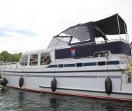 Houseboat Pedro Levanto 1340 Komfort for rent in Waren