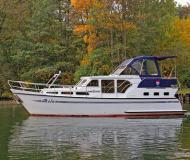 Hausboot Pedro Skiron 1060 Edition chartern in Marina Eldenburg