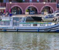Hausboot Penichette 1106 Yachtcharter in Marina Lutzelbourg