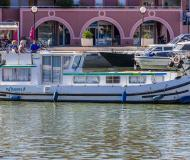 Houseboat Penichette 1106 available for charter in Saint Leger sur Dheune
