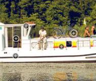 Houseboat Penichette 1106 for rent in Redon