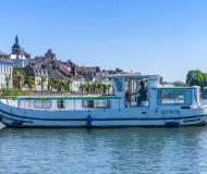 Houseboat Penichette 1107 for hire in Cahors