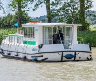 Houseboat Penichette 1260 for rent in Saint Martin sur Oust