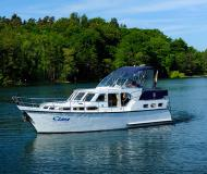 Houseboat Skiron 35 for rent in Marina Eldenburg