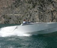 Motor yacht 909 Benaco for charter in Gargnano