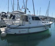 Motoryacht Adria 1002 chartern in Marina Pirovac